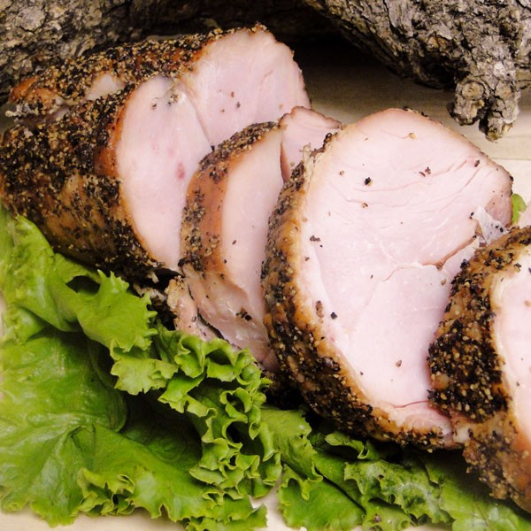 Peppered Turkey Breast