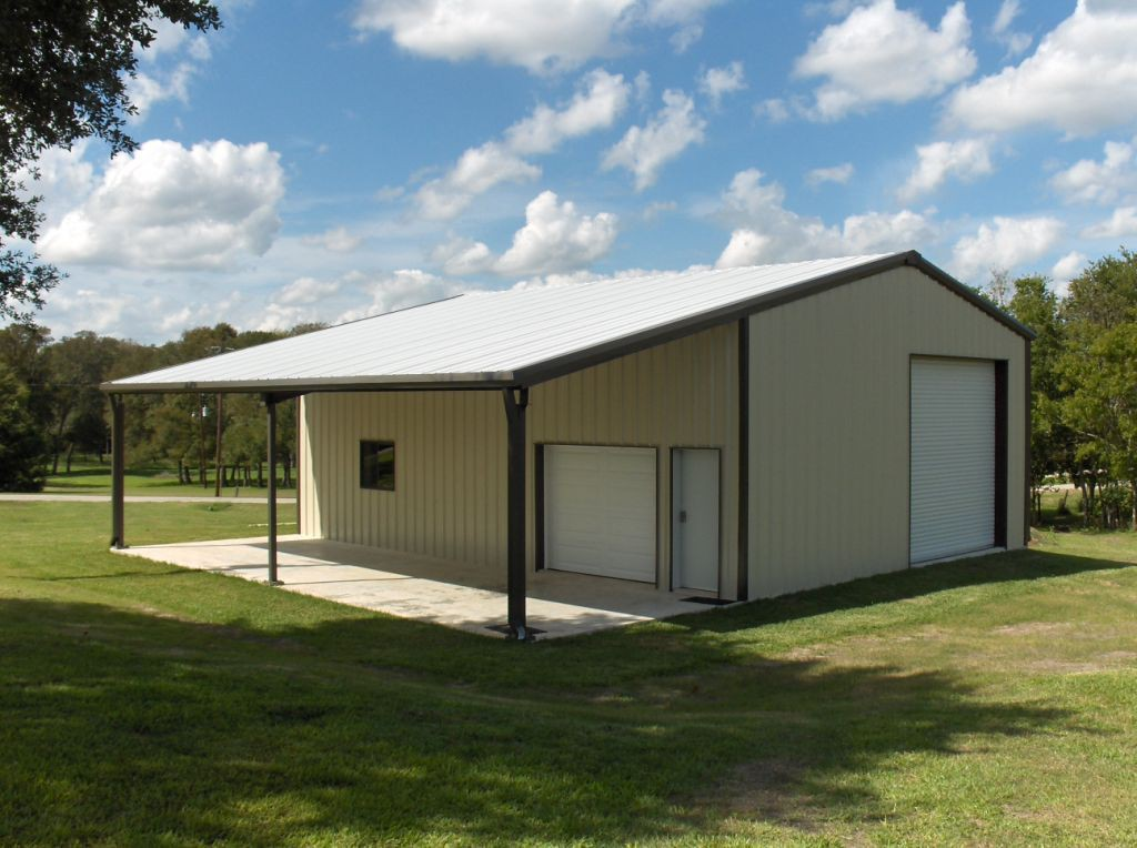Image gallery metal buildings for Metal building homes