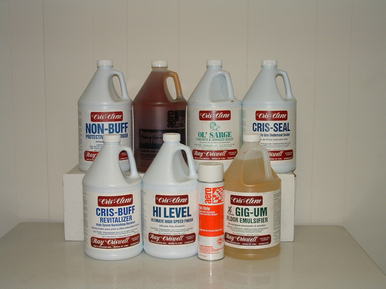 Waxes and Sealers