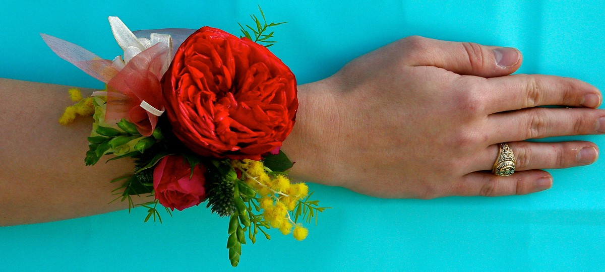 Order prom corsages early!