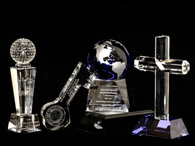 Corporate Page Corporate awards trophies