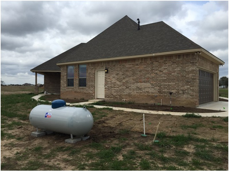 Texas Propane Home