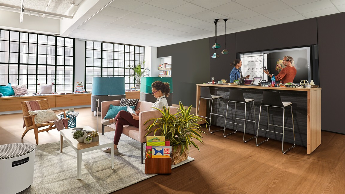 Workplaces designed to support the physical, cognitive and emotional needs of people.