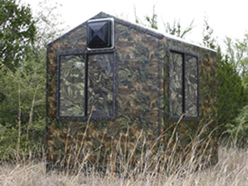 Archery Hunting Blinds Custom Designed And Built To Last
